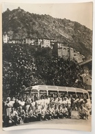 Autocar. Souvenir De L'excursion Nice-Valberg. 1952. - Automobiles