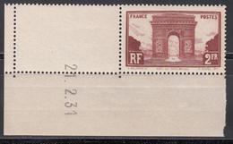 1929-31  Yvert Nº 258  MNH - Francia