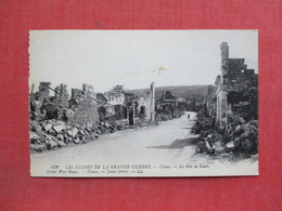 Les Ruines De La Grande Guerre   Ref 3373 - War 1914-18