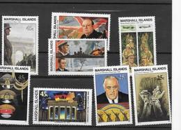 MARSHALL Nº AÑO 1990 - 2. Weltkrieg
