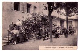 4734 - Issoire - Institution Sévigné ( La Terrasse ) - Phototypit Combier - - Issoire
