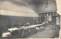 FRESNES  -  Etablissements Penitentiaires De  Fresnes -  Un Coté Des Cuisines ( Prison ) - Fresnes