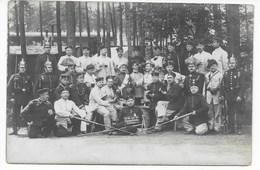 """FOTO AK - """" GRUSS AUS DER SOMMERFRISCHE ZEITHAIN  """"  1908 - Characters"""
