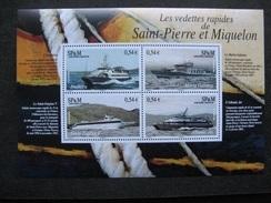 Saint Pierre Et Miquelon: TB BF N°11, Neuf XX. - Blocchi & Foglietti