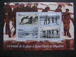 Saint Pierre Et Miquelon: TB BF N°13, Neuf XX. - Blocchi & Foglietti