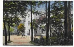 TRUPPENÜBUNGSPLATZ ZEITHAIN  -  KÖNIGL. KOMMANDANTUR  1917     -  FELDPOSTSTEMPEL - Barracks