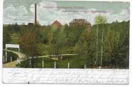 TRUPPENÜBUNGSPLATZ ZEITHAIN  -  GARNISONVERWALTUNG MIT MANNSCHAFTSPARK  1906 - Barracks