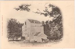 CPA Villiers Sur Morin Un Moulin 77 Seine Et Marne - Autres Communes