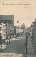 CPA - Belgique - Brussels - Bruxelles - Schaerbeek  - Rue Des Palais - Schaerbeek - Schaarbeek
