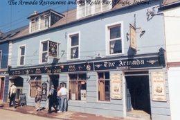 563. DINGLE. The Armada Restaurant And An Realt Bar. - Kerry