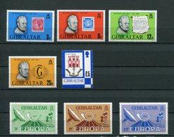 Gibilterra - 1979 - Annata Completa / Complete Year Set ** MNH / VF - Gibilterra