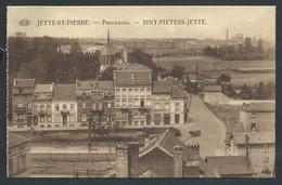 +++ CPA - SINT PIETERS JETTE SAINT PIERRE - Panorama - PIB   // - Jette