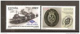 España/Spain-(MNH/**) - Edifil 4800-01 - Yvert 4498-99 - 1931-Hoy: 2ª República - ... Juan Carlos I