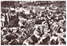 SAINT AVOLD 334 18  VUE GENERALE  EN ARRIERE PLAN LE LYCEE   Cpsm - Saint-Avold