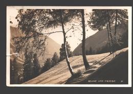 Imst - Ruhe Und Friede - Verlag Neumair Josef, Imst - Fotokarte - 1952 - Beschädigt - Imst