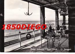 BORGO SABOTINO - FOCE VERDE - LA SPIAGGIA F/GRANDE VIAGGIATA 1963 ANIMATA - Latina