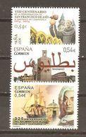 España/Spain-(MNH/**) - Edifil 4867-69 - Yvert 4571-73 - 1931-Hoy: 2ª República - ... Juan Carlos I