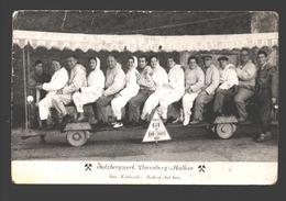 Hallein - Salzbergwerk Dürrnberg-Hallein - Animiert - Miner / Mineur / Mijnwerker - Autriche