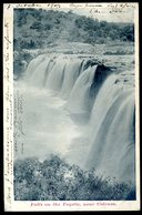 Cpa Afrique Du Sud South Africa --  Falls  On The Tugela , Near Colenso  AFS1 - South Africa