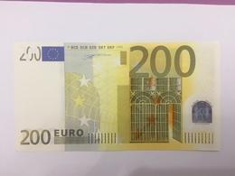 EURO SPAIN 200 T001 DUISENBERG, UNCIRCULATED - 200 Euro