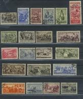 USSR 1933 Michel 429-449 Ethnography Of USSR. Used - 1923-1991 USSR