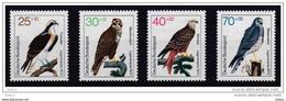 Duitsland 1973 Nr 604/607 **, Zeer Mooi Lot Krt 3665 - Timbres