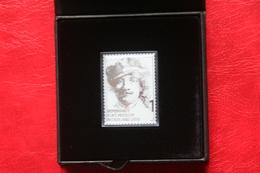 Rembrandt Rijksmuseum Art Painter Aangetekend Silber Silver D'argent 2019 POSTFRIS MNH ** NEDERLAND NETHERLANDS - Period 2013-... (Willem-Alexander)