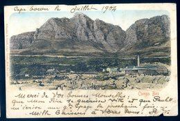 Cpa Afrique Du Sud South Africa --  Camps Bay    AFS1 - South Africa