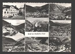 Landeck - Gruss Aus Landeck In Tirol - Mehrbildkarte - 1963 - Landeck