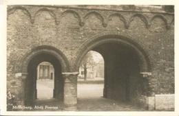 Middelburg, Abdij Poorten (type Fotokaart) - Middelburg