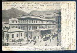 Cpa Afrique Du Sud South Africa --  Cape Town , Railway Station , Adderley    AFS1 - South Africa