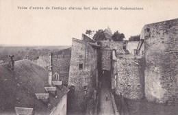 RODEMACHERN - Voûte D'entrée De L'antique Chateau Fort Des Comtes - Francia