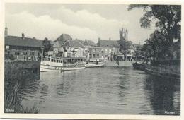 Sluis, Haven  (Een Raster Op De Kaart Is Veroorzaakt Door Het Scannen;de Afbeelding Is Helder) - Netherlands