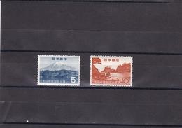 Japon Nº 792 Al 793 - 1926-89 Emperador Hirohito (Era Showa)