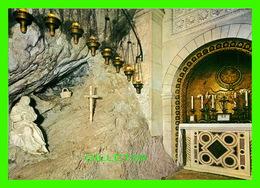 SUBIACO, ITALIA - SACRO SPECO - GROTTE DE ST-BENOIT, BERNINI - - Eglises