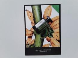 "Ĺ'ARTISAN  PARFUMEUR    ""  Bana Banana  ""  Carte Postale  !! - Perfume Cards"