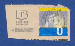 BRD MWSt - BRIEFZENTRUM 04, Leipziger Buchmesse 2002 - Weltausstellung