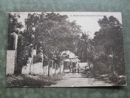 MATADI - COIN PITTORESQUE 1931 ( Scan Recto/verso ) - Congo - Kinshasa (ex Zaire)