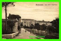 CASSINO, ITALIA -  MONTECASSINO, BATO SUD E SUD-OUEST  - STE - ANIMATED - - Frosinone