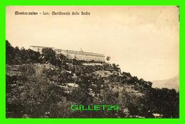 CASSINO, ITALIA -  MONTECASSINO, BATO MERIDIONALE DELLA BADIA - STE - - Frosinone
