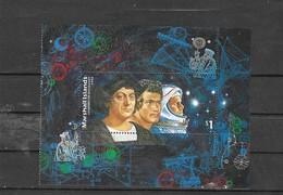 MARSHALL Nº HB 12 - Cristóbal Colón
