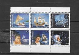 MARSHALL Nº 417 AL 422 - Cristóbal Colón