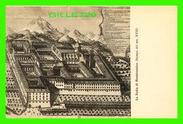 CASSINO, ITALIA -  MONTECASSINO, LA BADIA DI MONTECASSINO, STAMPA DEL SEC. XVIII  - STE - - Frosinone