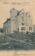 CPA - Belgique - Brussels - Bruxelles - Schaerbeek - Ancienne Maison à L'entrée De La Vallée Josaphat - Schaarbeek - Schaerbeek