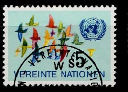 Nations Unies Wenen 1979 Mi.Nr: 4 Vogelzug  Oblitèré / Used / Gebruikt - Oblitérés