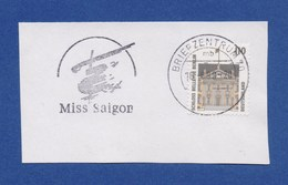 BRD MWSt - BRIEFZENTRUM 70, Miss Saigon 1998 - Music