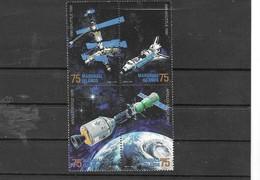 MARSHALL Nº 592 AL 595 - Espacio