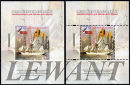 2019.03.28. The Independence Sail - Sailing Ship Official Release Polish Post - 2xsouvenir Sheet MNH - Unused Stamps