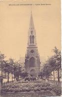 CPA - Belgique - Brussels - Bruxelles - Schaerbeek - Eglise Saint-Servais - Schaarbeek - Schaerbeek