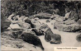Nouvelle Guinée - Paysage - Guinea